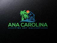 Ana Carolina Fine Art Gallery Logo - Entry #216