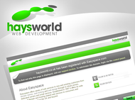 Logo needed for web development company - Entry #127