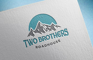 Two Brothers Roadhouse Logo - Entry #202