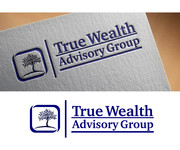 True Wealth Advisory Group Logo - Entry #7