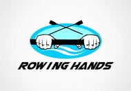 Rowing Hands Logo - Entry #88