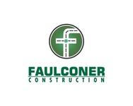 Faulconer or Faulconer Construction Logo - Entry #331