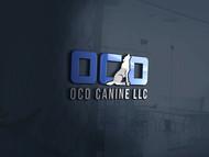 OCD Canine LLC Logo - Entry #125