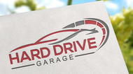 Hard drive garage Logo - Entry #99