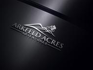 Arkfeld Acres Adventures Logo - Entry #137