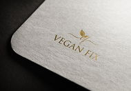 Vegan Fix Logo - Entry #158