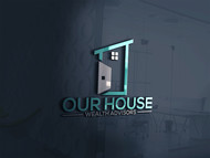 Our House Wealth Advisors Logo - Entry #37