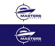 Masters Marine Logo - Entry #140