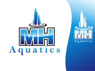 MH Aquatics Logo - Entry #169