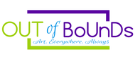 Out of Bounds Logo - Entry #43