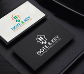 Note & Key Logo - Entry #23