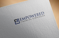 Empowered Financial Strategies Logo - Entry #12
