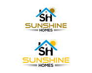 Sunshine Homes Logo - Entry #156