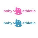 babyathletic Logo - Entry #64
