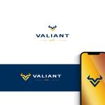 Valiant Inc. Logo - Entry #229