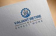 Valiant Retire Inc. Logo - Entry #178
