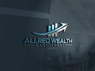 ALLRED WEALTH MANAGEMENT Logo - Entry #708