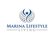 Marina lifestyle living Logo - Entry #135