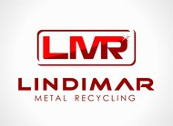 Lindimar Metal Recycling Logo - Entry #7