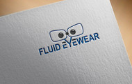FLUID EYEWEAR Logo - Entry #36