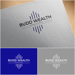 Budd Wealth Management Logo - Entry #219