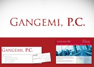 Law firm needs logo for letterhead, website, and business cards - Entry #160