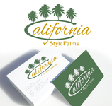 California Style Palms Logo - Entry #32
