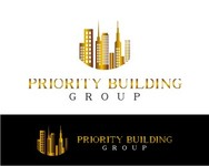 Priority Building Group Logo - Entry #18