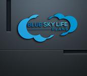 Blue Sky Life Plans Logo - Entry #377
