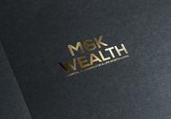 MGK Wealth Logo - Entry #278