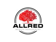 ALLRED WEALTH MANAGEMENT Logo - Entry #742