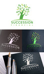 Succession Financial Logo - Entry #109