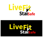 Live Fit Stay Safe Logo - Entry #170
