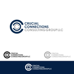 Crucial Connections Consulting Group LOGO - Entry #68