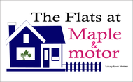 The Flats at Maple & Motor Logo - Entry #120