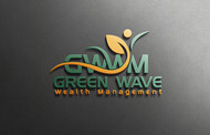 Green Wave Wealth Management Logo - Entry #91