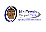 Mr. Fresh Carpet Care Logo - Entry #62