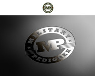 Military Pedigree Logo - Entry #22