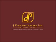 J. Pink Associates, Inc., Financial Advisors Logo - Entry #49