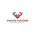 Choate Customs Logo - Entry #373