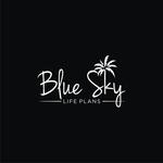 Blue Sky Life Plans Logo - Entry #227