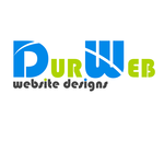 Durweb Website Designs Logo - Entry #74