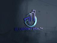 Blueprint Wealth Advisors Logo - Entry #485