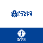 Rowing Hands Logo - Entry #37