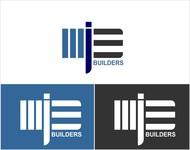 MJB BUILDERS Logo - Entry #41