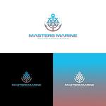 Masters Marine Logo - Entry #427