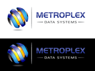 Metroplex Data Systems Logo - Entry #75