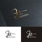 JRT Western Logo - Entry #187
