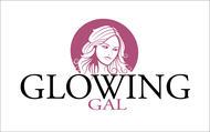 Glowing Gal Logo - Entry #10