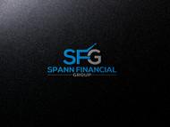 Spann Financial Group Logo - Entry #122